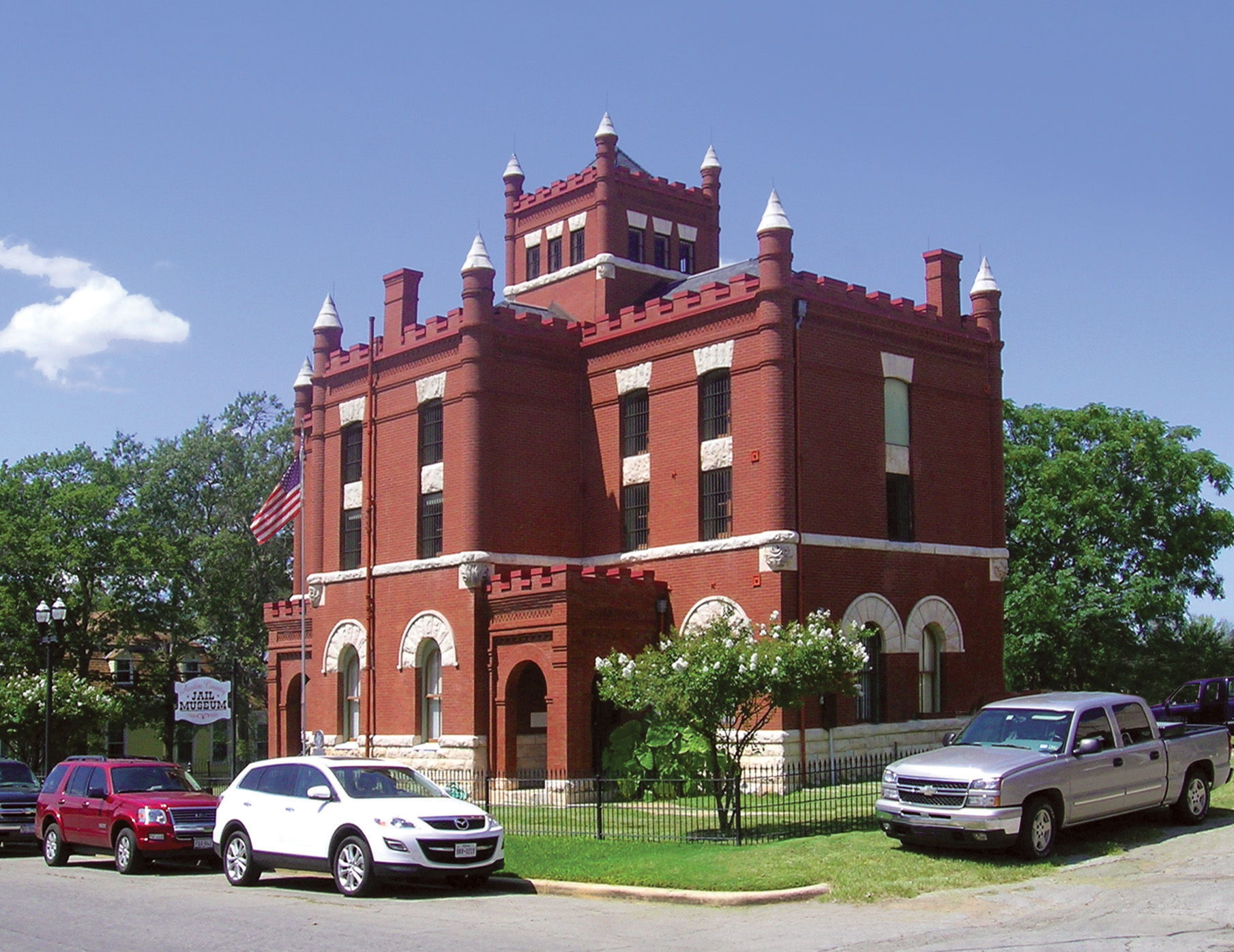 Austin County Jail Museum | Historic Austin County in Texas