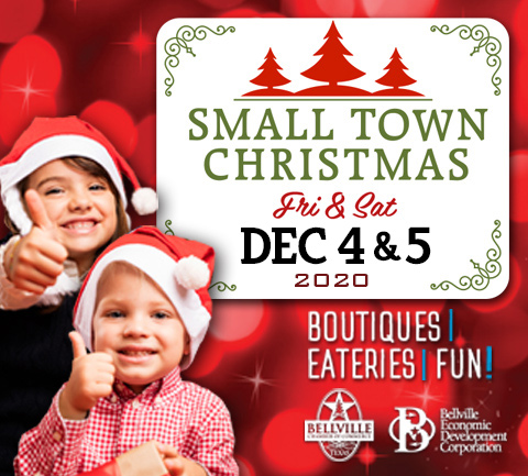 Christmas Events Texas Austin 2020 Small Town Christmas in Bellville | Historic Austin County in Texas