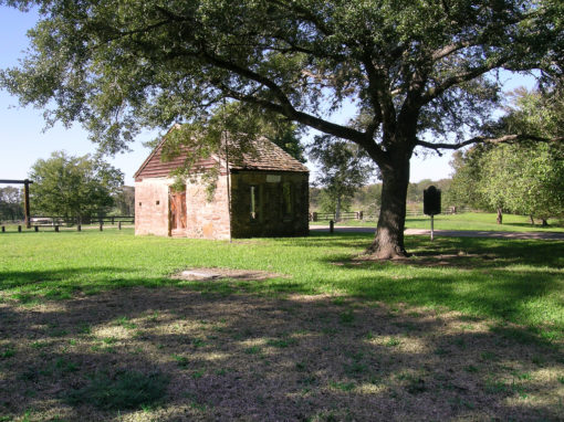 Early Republic of Texas Post Office