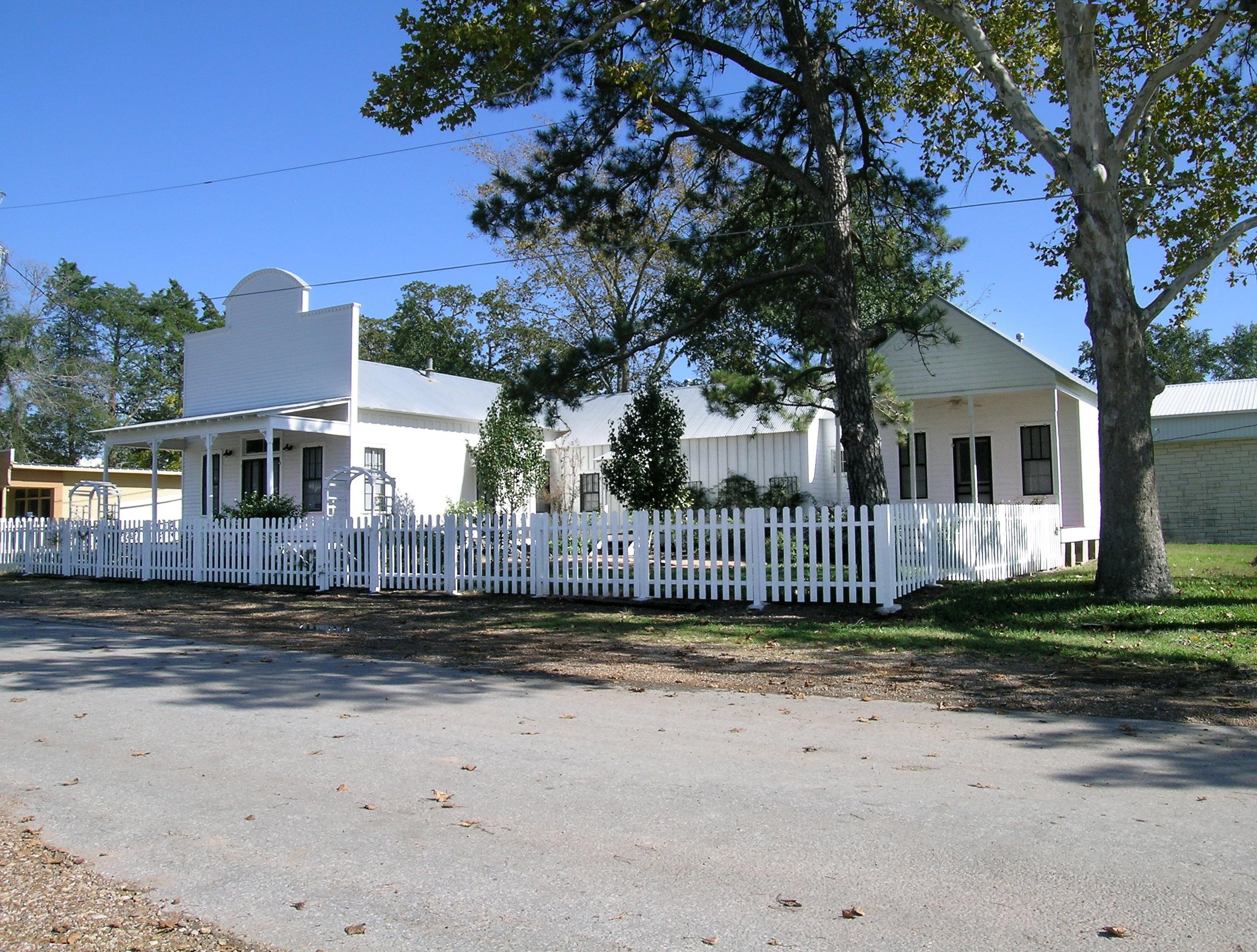 New Ulm Texas Historic Austin County In Texas