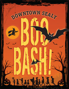 Boo Bash Halloween in Downtown Sealy